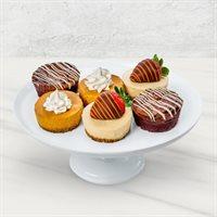 Cheesecake  Brownie Box