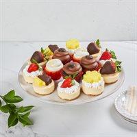 Cheesecake & Cupcake Celebration Platter