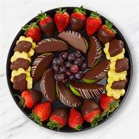Chocolate Dipped Indulgence Platter