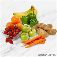 Fresh Fruits and Vegetables Box