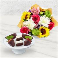 FruitFlowers Chocolate Assortment Bundle
