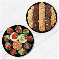 Mrs. Claus' Christmas Platters