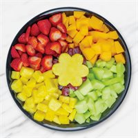Slice of Sweet Fruit Platter