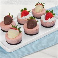 Strawberry Cheesecake Indulgence Dessert Box