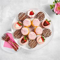 Strawberry Indulgence Platter
