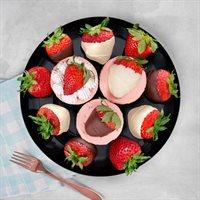 Summertime Strawberries Dessert Platter