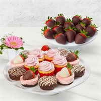 Sweet Strawberry Bundle Dessert Gift