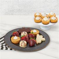 Halloween Treats and Cheesecake Bundle