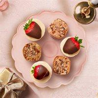 Valentines Day Cheesecake Box