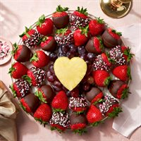 Valentines Day Sweetheart Platter