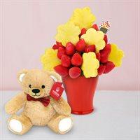 Fresh Fruit Bouquet Bundle