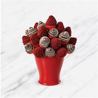 Red Velvet Berry & Swizzle Chocolate Bouquet