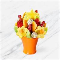 Delicious Daisy Confetti Berries Fruit Bouquet
