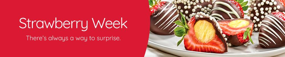 National Strawberry Week