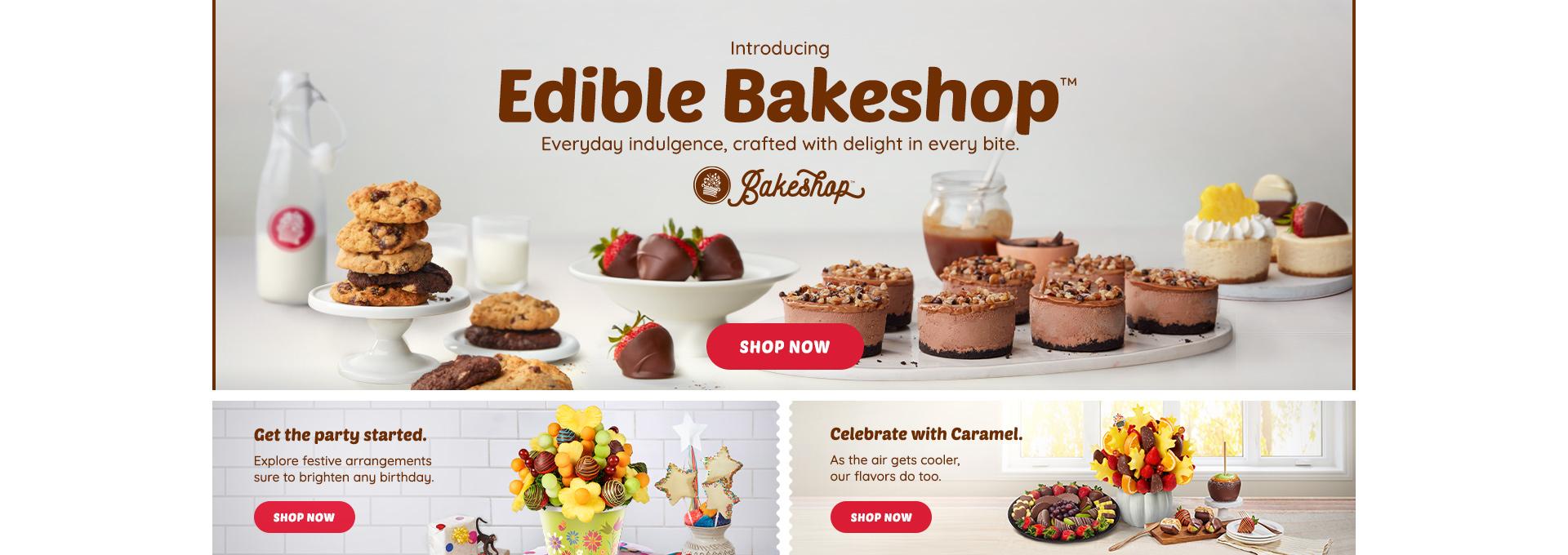 Bakeshop Launch