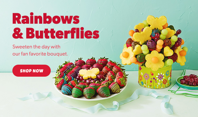 H9 MW Rainbow and Butterflies